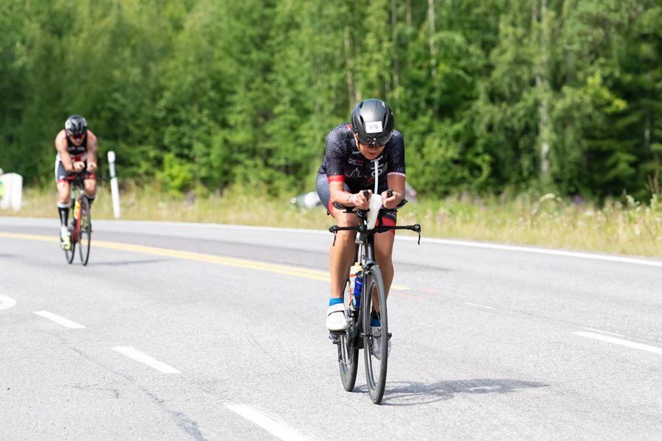 ironman triathlonvalmennus